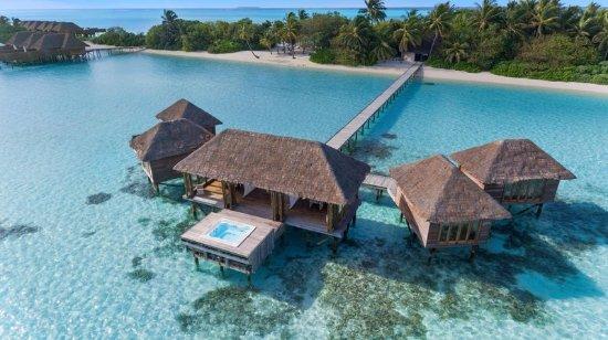 Conrad Maldives Rangali Island: Overwater Spa