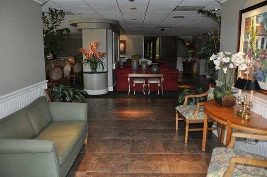 Hampton Inn San Diego - Kearny Mesa: Lobby