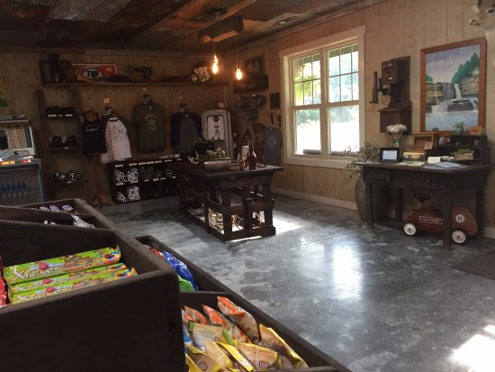 Cookeville, TN: Old Mill Camp and General Store