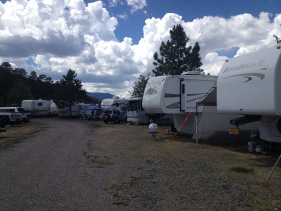South Fork, CO: RV park