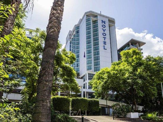 Novotel Brisbane: Exterior