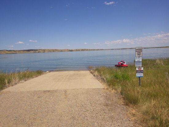 Shelby, MT: Boat Launch