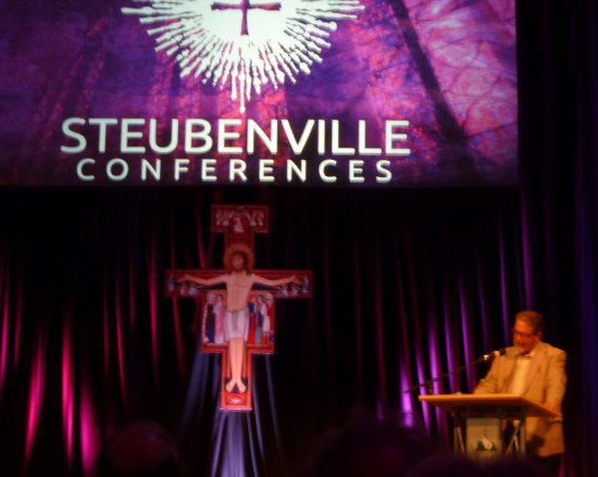Steubenville, OH: Dr Scott Hahn presenting!