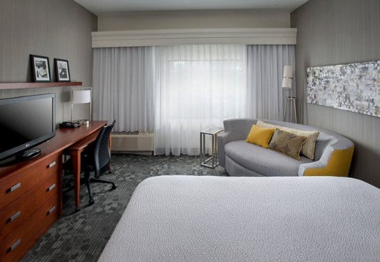 Plymouth Meeting, PA: King Guest Room with Sofa Bed
