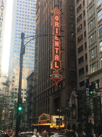 Oriental Theatre Chicago Il Top Tips Before You Go