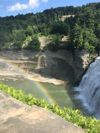 Letchworth state park castile ny top tips before you for Cabins near letchworth state park