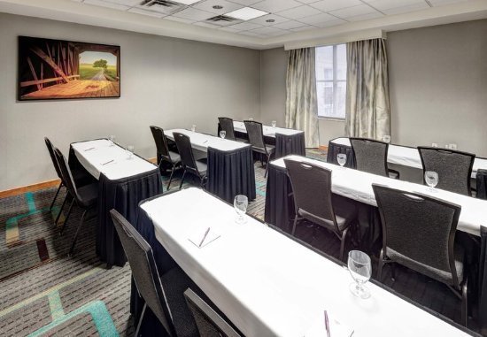 Residence Inn South Bend Mishawaka: Meeting Room