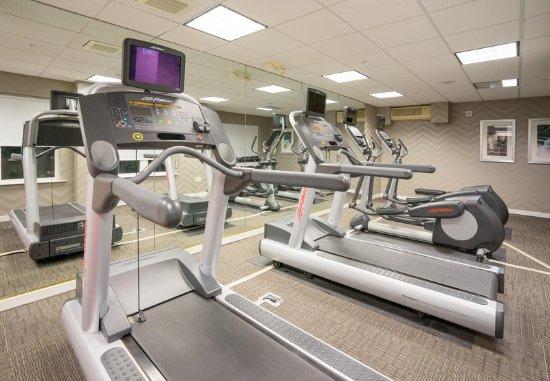 Residence Inn Salisbury: Fitness Center