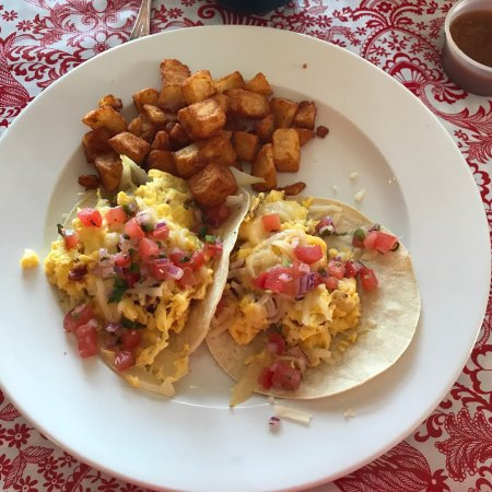 Eagle, CO: Breakfast tacos!