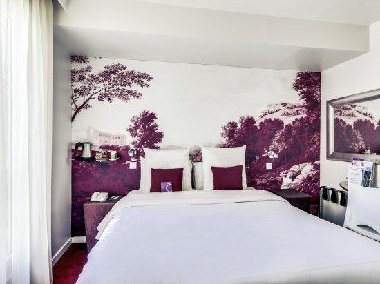 Mercure Paris Bastille Marais : Guest Room