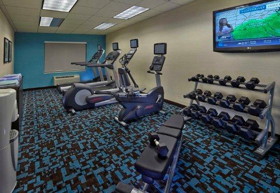Fairfield Inn & Suites Boca Raton: Fitness Center