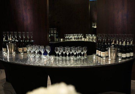 Toronto Marriott Bloor Yorkville Hotel: High Park – Reception Setup