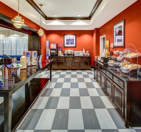 Thomson, GA: Breakfast Buffet