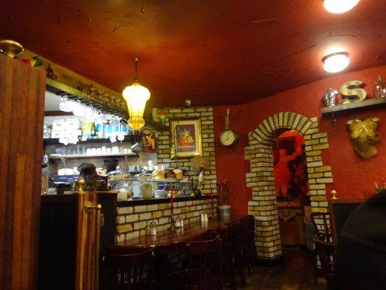 The Stage Door Cafe: photo3.jpg