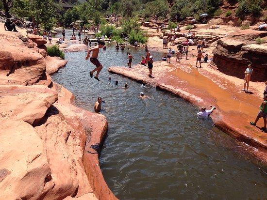 Slide Rock State Park - Picture of Sedona, Arizona - Tripadvisor