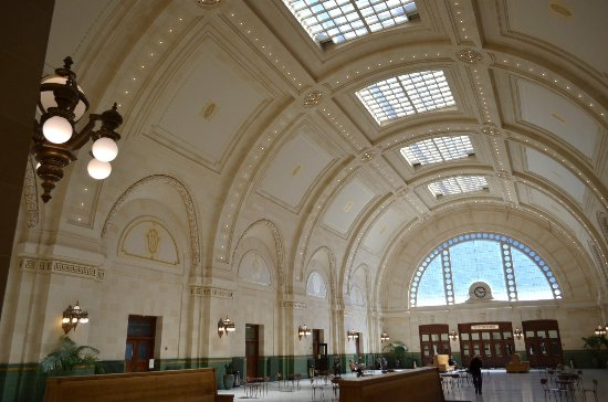 ‪Union Station Great Hall‬