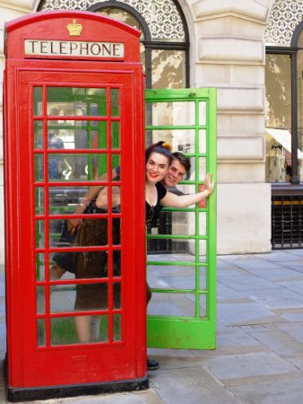 Londonna Tour Guide: We found this on our own ;)