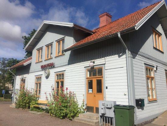 Wadstena Fogelsta Jarnvag