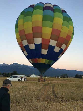 Bigfoot Balloons-bild