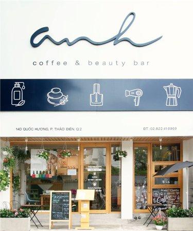 Anh coffee & beauty bar