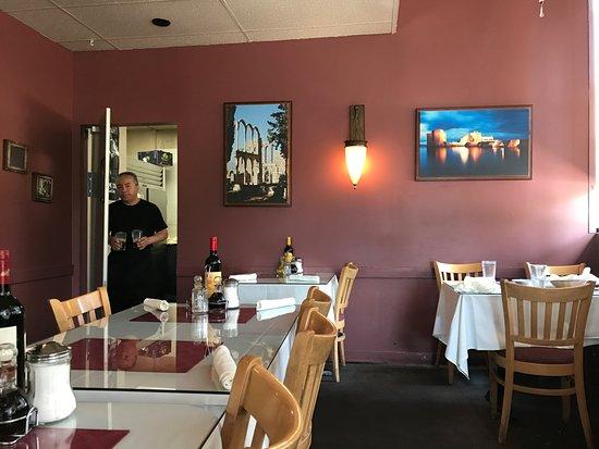 Mediterranean Kitchen, Bellevue