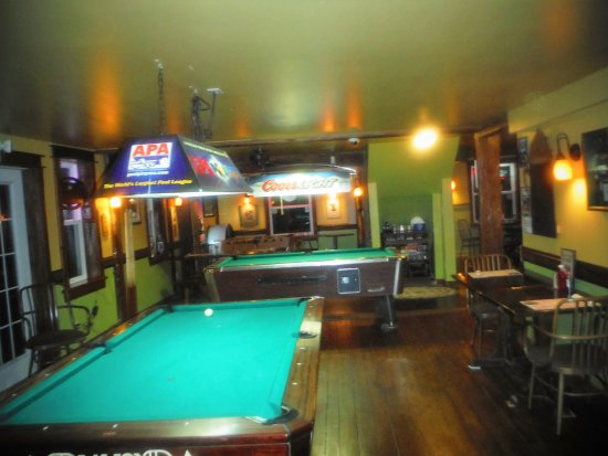 South Sterling, Pensilvanya: PoolRoom