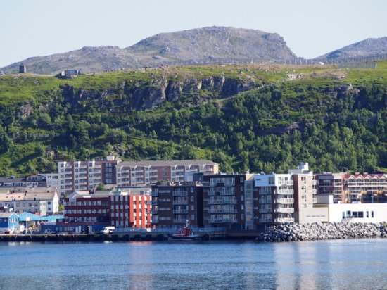 Restauranter i Hammerfest