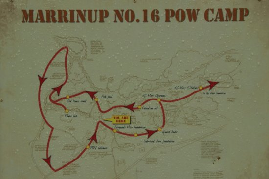 Image result for pow camp dwellingup