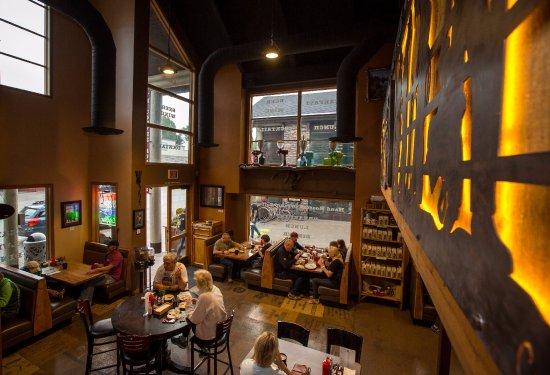 Jackson Hole Roasters Restaurant Coffeehouse Coffee Inside