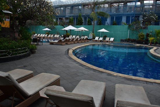 Kuta Beach Club Hotel: 2nd pool