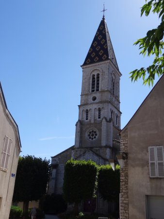 Eglise saint denis photo de office de tourisme du pays de nuits saint georges nuits saint - Office tourisme saint denis ...