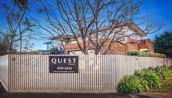 Brighton, أستراليا: Welcome to Quest Brighton Townhouses