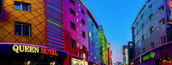 Gwangju, Zuid-Korea: 퀸 호텔