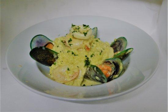 Devonport, Yeni Zelanda: Sea food Rissoto
