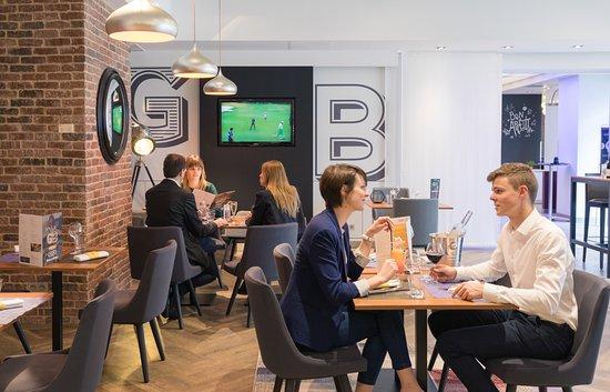 Novotel Grenoble Centre: Gourmet bar