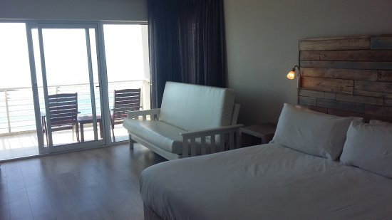 Diaz Hotel & Resort: Newly renovated Honeymoon Room