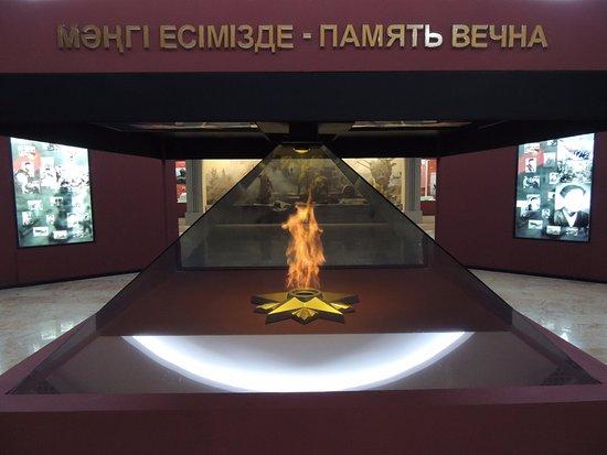 Αστάνα, Καζακστάν: Inside of the museum