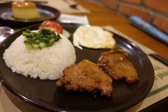 Phở 24: 豬肉飯