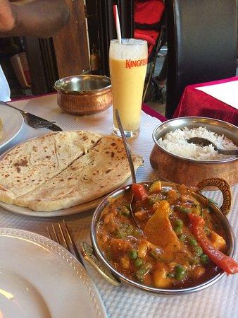 Restaurant annapurna indian restaurant dans chamonix mont - Annapurna indian cuisine ...