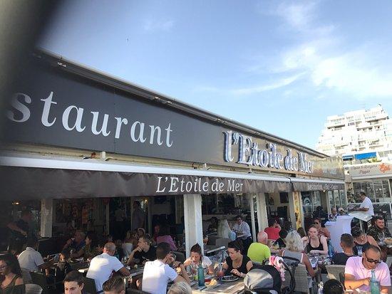 Restaurant Etoile De Mer La Grande Motte