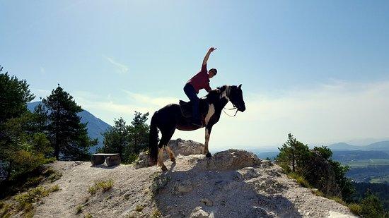 sLOVEnia HORSE RIDING
