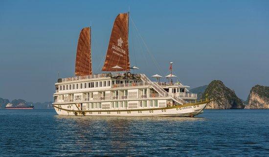 Heritage Line Jasmine Cruise