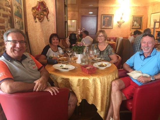 Carpaccio de boeuf facon thai sorbet tomate coeur de for Jardin quatre saisons albi