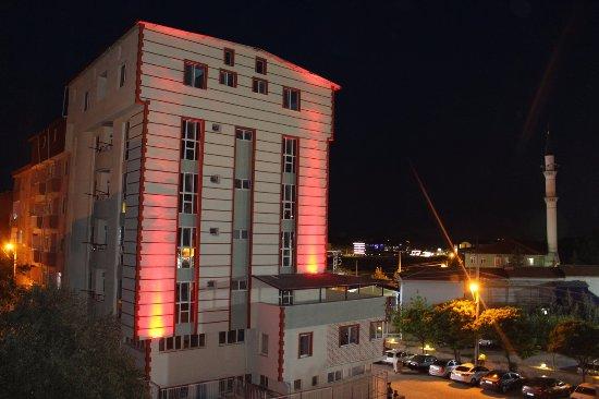 Gazligol, Turkije: Grand sönmez apart otel Otel DIş görünüş