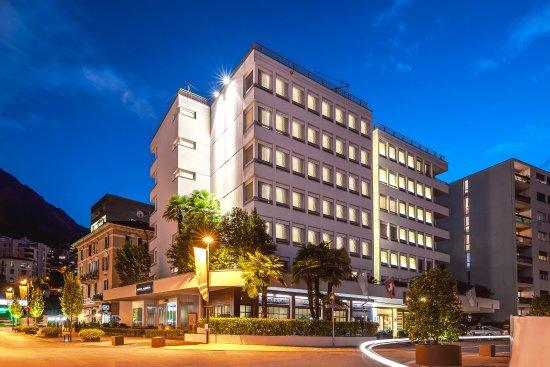 Camere Familiari Lugano : Albergo admiral hotel lugano svizzera prezzi e recensioni