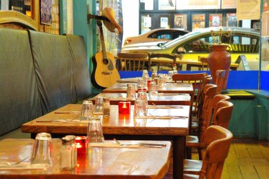Devonport, Nuova Zelanda: Restaurant Inside 1