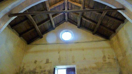 Pella, Ιταλία: Particolare del tetto