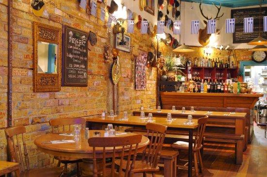 Devonport, Nuova Zelanda: Restaurant Inside 2