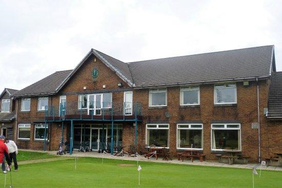 Maesteg, UK: Club house