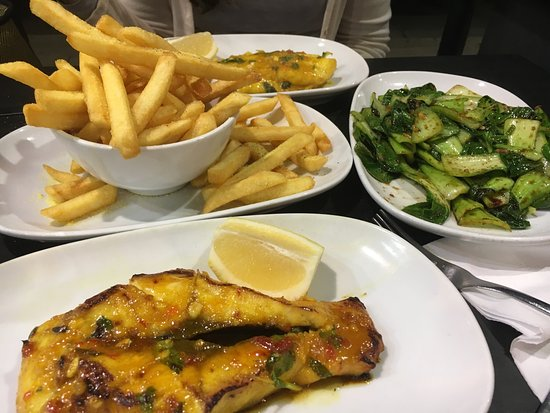 A fish called coogee tripadvisor for Fish call review